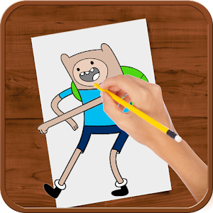 How to Draw :Adventure Time