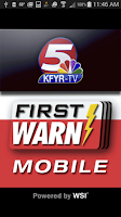 Screenshot of KFYR-TV Weather