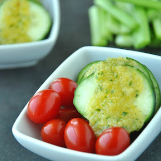 Sweet Chili Cucumber and Herb Dressing