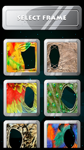 Feathers Photo Frames Screenshot
