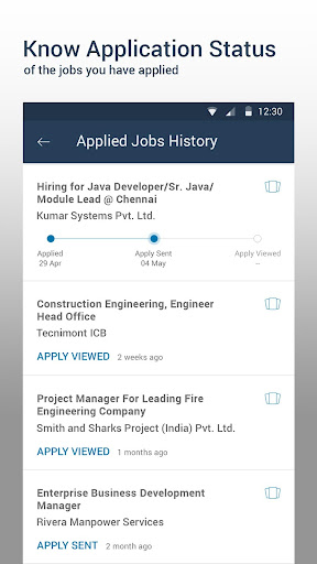 Naukri.com Job Search screenshot 3