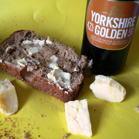 Yorkshire Ale and Rye Bread