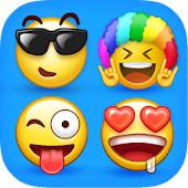 Emoji Keyboard - Cute Emoji,Sticker Icon