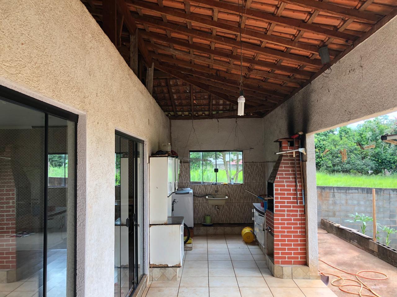 Chácara com 4 dormitórios à venda, 1000 m² por R$ 350.000 - Parque São Bento - Sumaré/SP