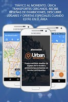 Screenshot of Urban360 La App para tu Ciudad