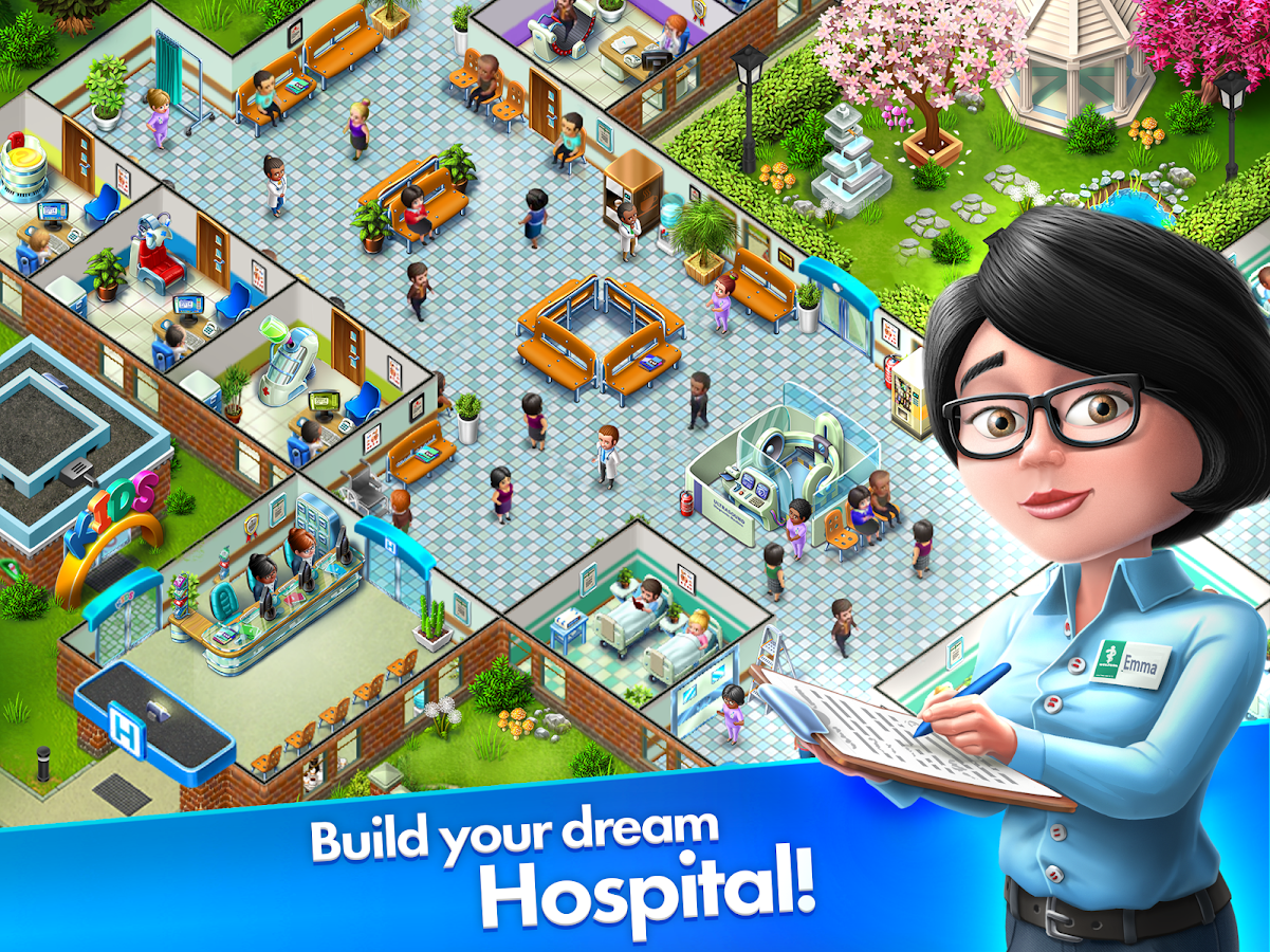 My Hospital: Build and Manage Screenshot 14