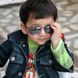 The Attitude by Rakesh Syal - Babies & Children Children Candids
