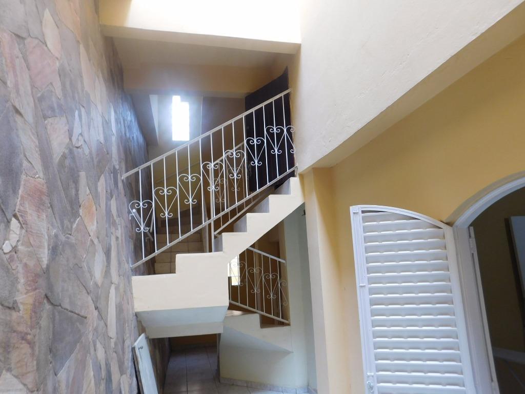 [Casa residencial para locação, Jardim da Serra, Jundiaí.]