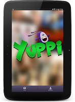 Screenshot of Yuppi