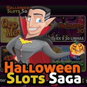 Cover art Halloween Slots Saga