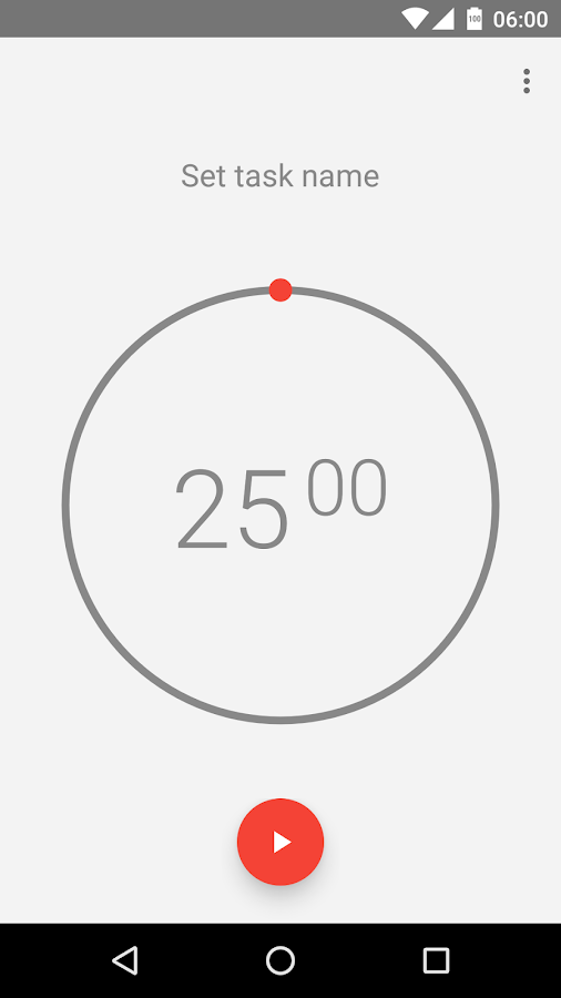 ClearFocus: Productivity Timer Screenshot 0