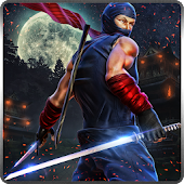 Game Ninja War Lord apk for kindle fire
