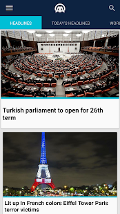 App Anadolu Agency apk for kindle fire