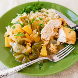 Crock-Pot Hawaiian Chicken with Pineapple