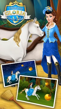 Princess Gloria Horse Club apk screenshot