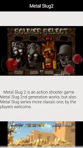 Guide for Metal Slug2 APK