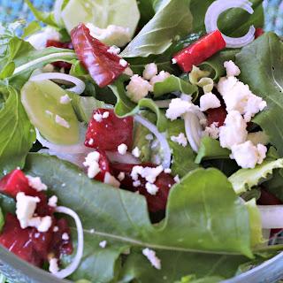 Arugula Salad Dressing Recipes