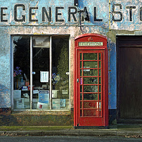 The General Stores by Alex Graeme - City,  Street & Park  Markets & Shops