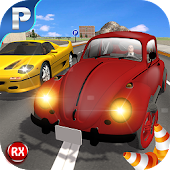 APK Game Car Driving Evolution 3D for BB, BlackBerry