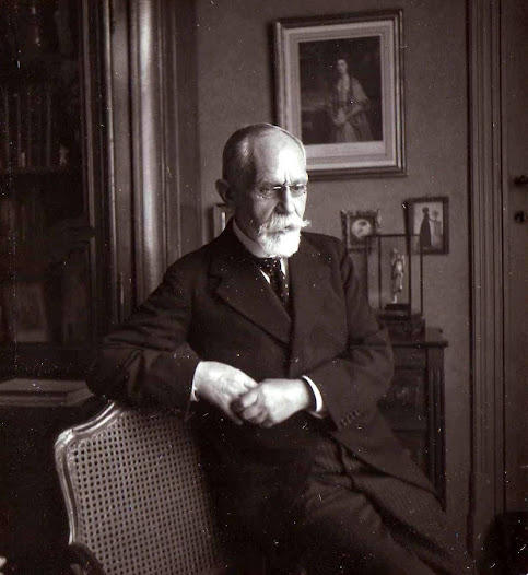 Charles Lefébure (1862-1943), Ernest Solvay's personal secretary and confidant. © Solvay Heritage Collection