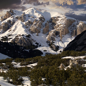 Fanes by Mark Soetebier - Landscapes Mountains & Hills ( canon, alpen, dolomiti, alpi, dolomites, unesco, alpine, alps,  )