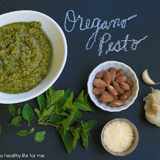 Fresh Oregano Pesto Recipes