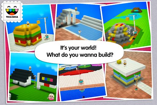 Toca Builders screenshot 5