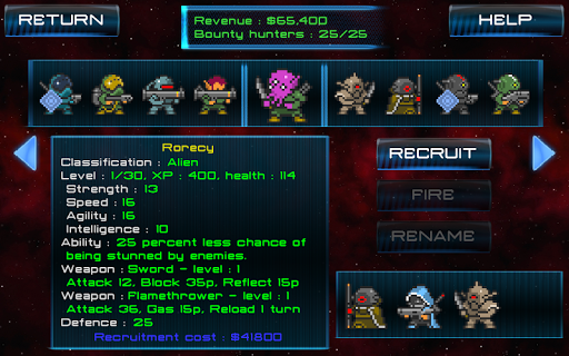 Space Bounties Inc. - screenshot