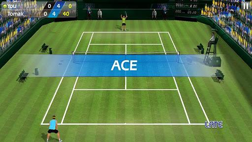 3D Tennis screenshot 2