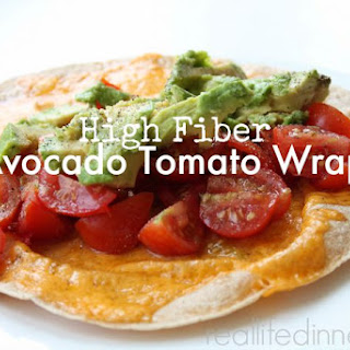 High Fiber High Protein Tortilla Recipes