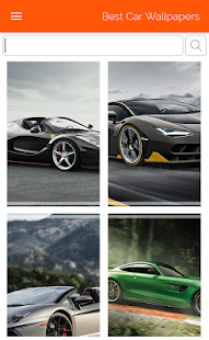 Best Car Wallpapers- screenshot thumbnail