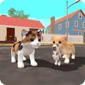 Free Cat Sim Online: Play with Cats APK for Windows 8