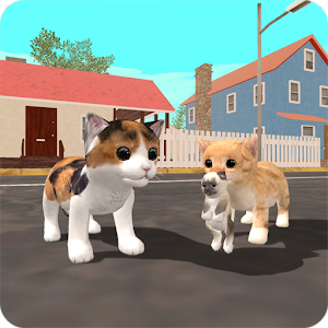 Cat Sim Online: Play with Cats For PC