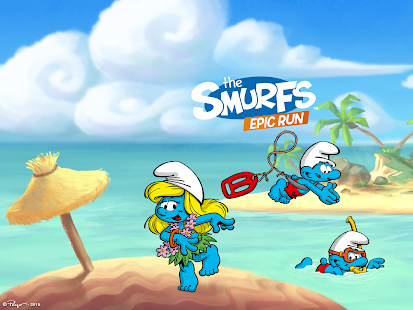 Smurfs Epic Run- screenshot thumbnail