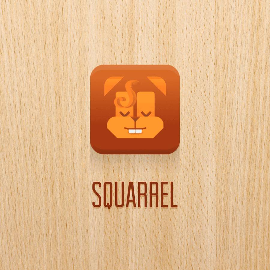 Squarrel Icon Pack Screenshot 8