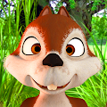 Talking James Squirrel APK for Blackberry