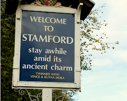 Attraction Sites In Stamford, Rutland | The Blue Ball At Braunston