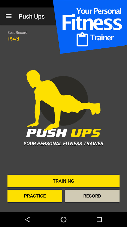 Push Ups Screenshot 0