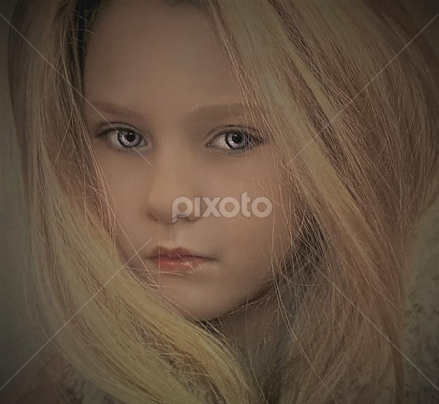 Surreal by Cheryl Korotky - Babies & Children Child Portraits