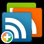 Google Reader Clone | News+ Icon
