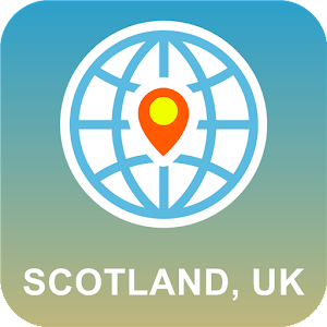 Scotland, UK Map Offline