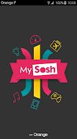 Screenshot of MySosh