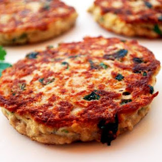 Fresh Tuna Fish Cakes Recipes