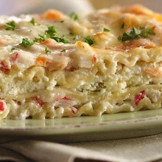 Creamy Garlic Lasagna Recipes