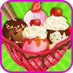 Ice cream recipes chef Icon