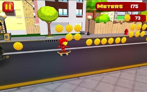Skater Boy Epic Heroes screenshot 6