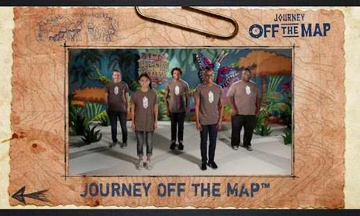 LifeWayVBS Journey off the Map - screenshot