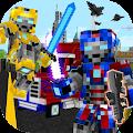 Rescue Robots Survival Games APK for Bluestacks