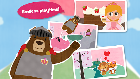 Mr. Bear Princess Pro - screenshot
