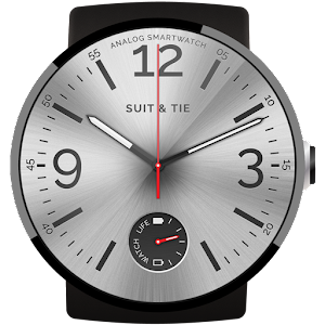 Suit & Tie Lite Watch Face